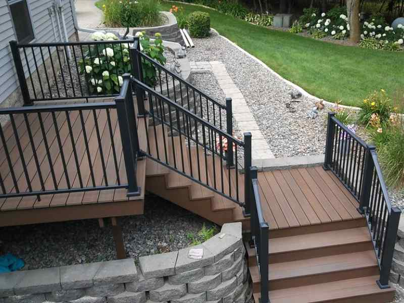 Decking Brazilian ipe