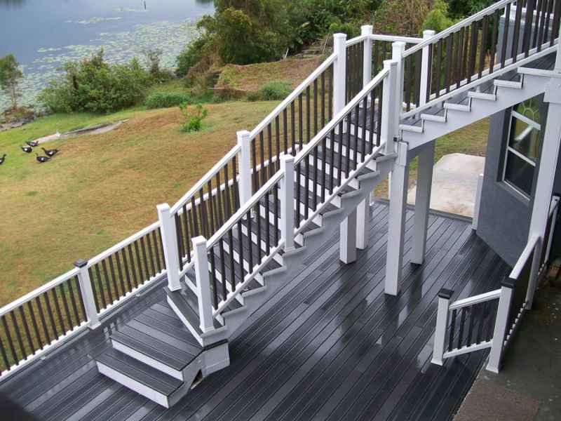 Decking Westminster gray
