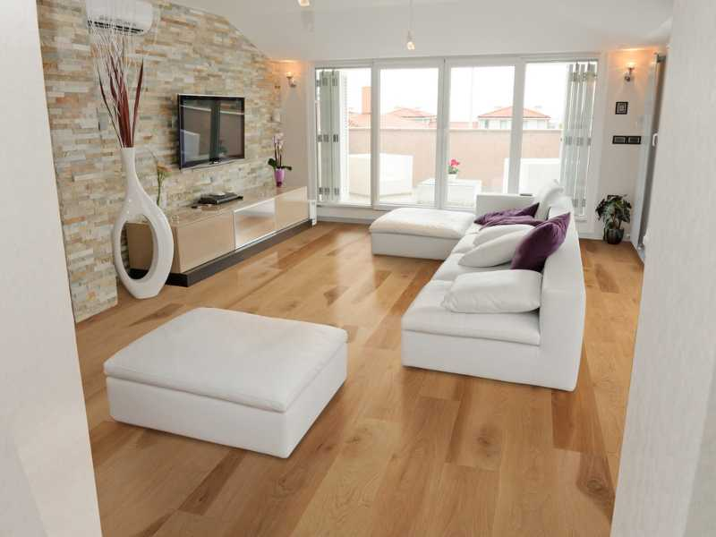 Laminate flooring Oak lion