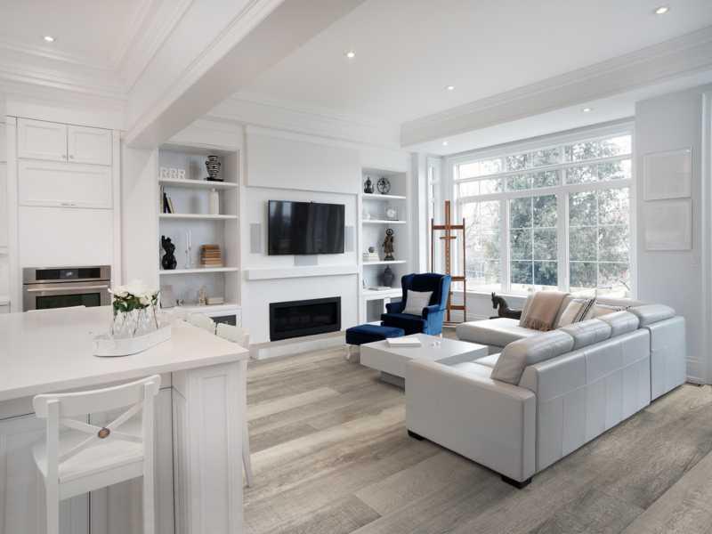 PVC flooring Ambient tan