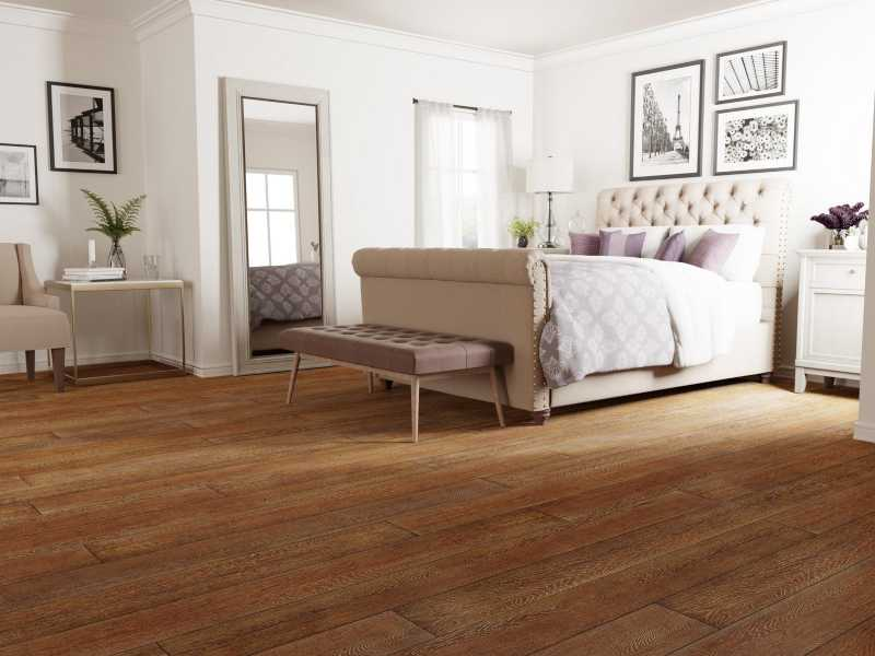 PVC flooring Cedar