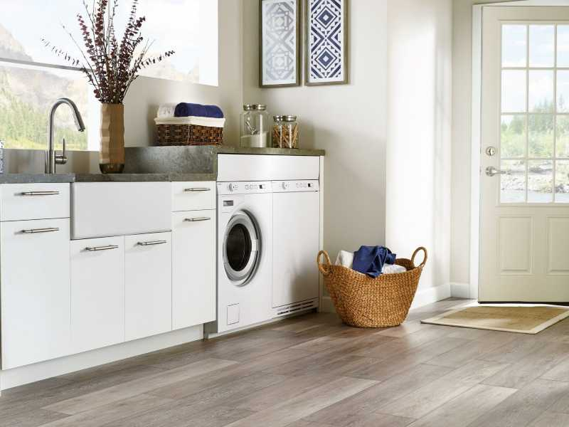 PVC flooring Century gray