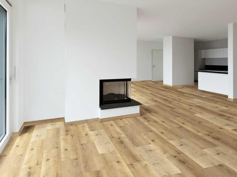 SPC flooring Oak trentino